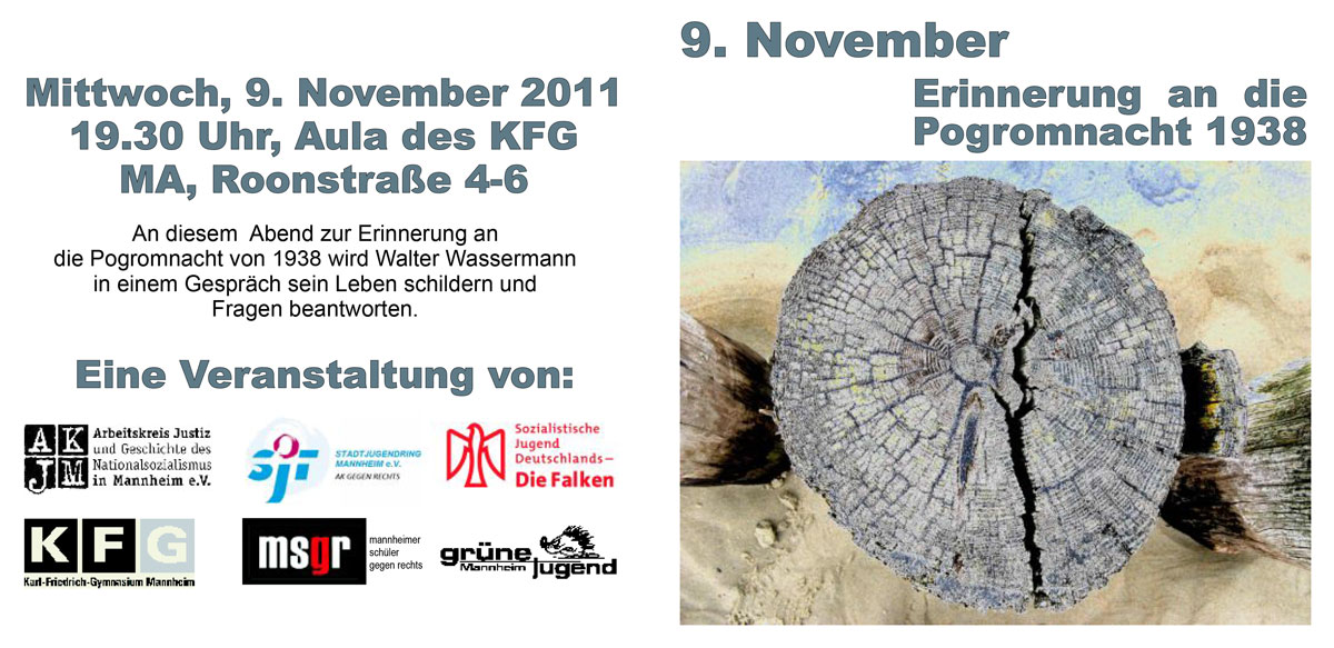 20111109 Flyer Wassermann